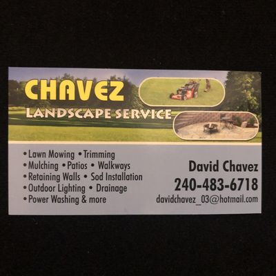 Avatar for Chavez Landscaping Gaithersburg, MD Thumbtack