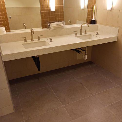 Tile Bathroom Restoration
