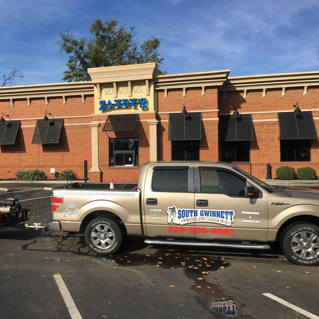 South Gwinnett Pressure Washing Serves