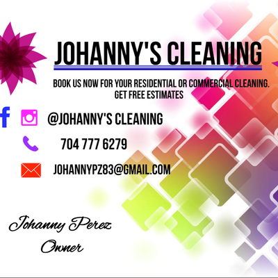 Avatar for Johanny's Cleaning