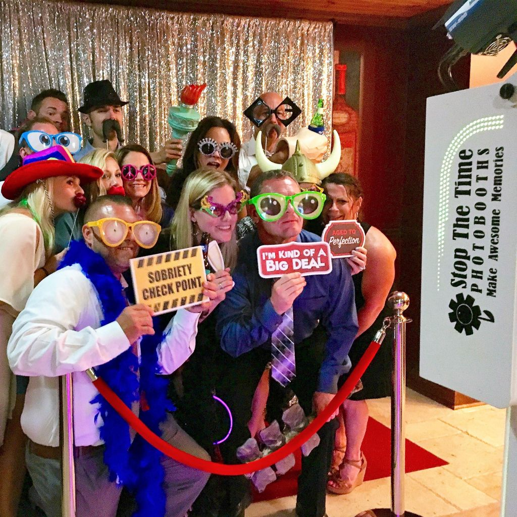 Stop The Time Photobooths