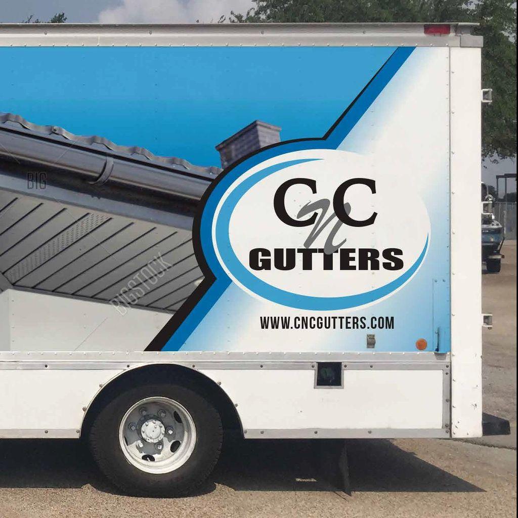 CNC Gutters