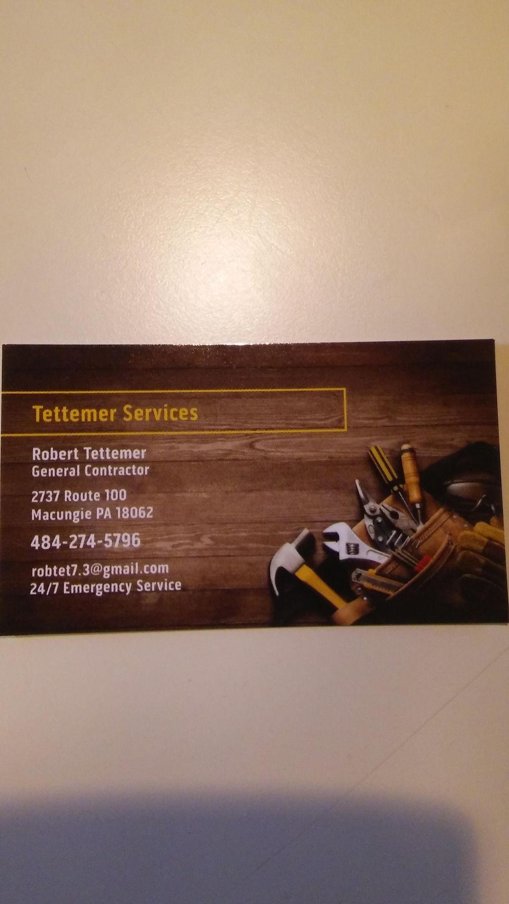 Tettemer Services