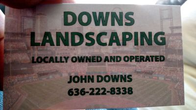Avatar for Downs Landscaping House Springs, MO Thumbtack