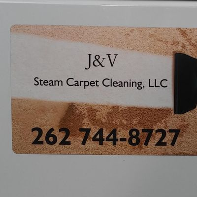 Avatar for J&V Steam Carpet Cleaning LLC