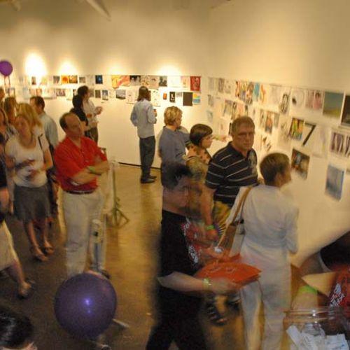 Art Opening, Houston