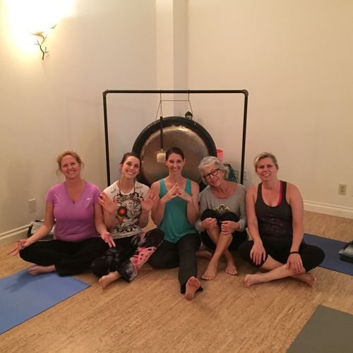 For serious students, I offer in-depth training, support, and certification in yoga and Reiki. Call me or see my website for details and registration.