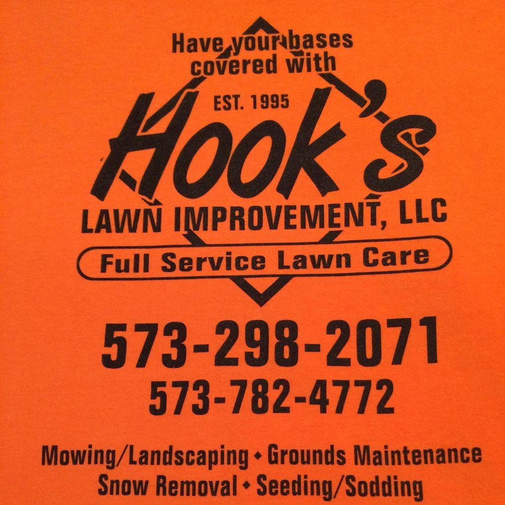 Hooks Lawn Improvement