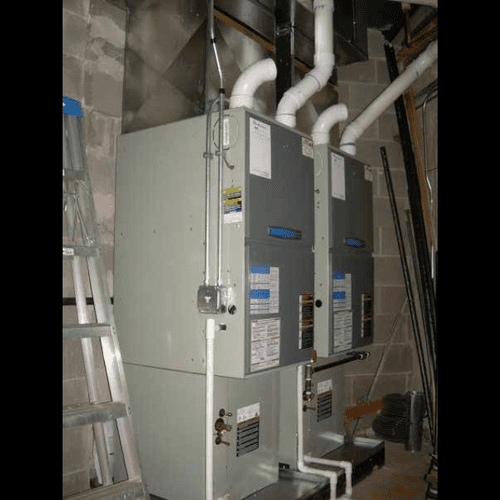 Church Furnace Replacement