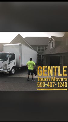 GENTLE TOUCH MOVERS LLC Portland, OR Thumbtack