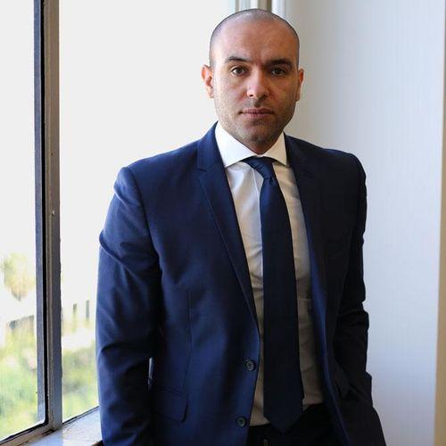 Attorney Farid Yaghoubtil