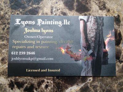 Avatar for Lyons Painting LLC Spencer, OK Thumbtack