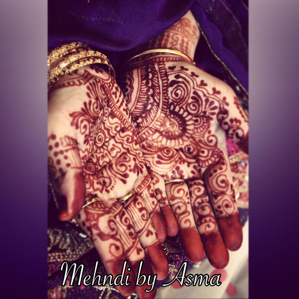 Mehndi by Asma