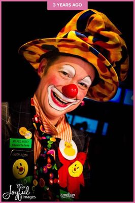Avatar for Happy Harry the clown Pittsburgh, PA Thumbtack