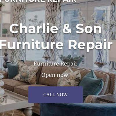 Avatar for Charlie & Son Furniture repair