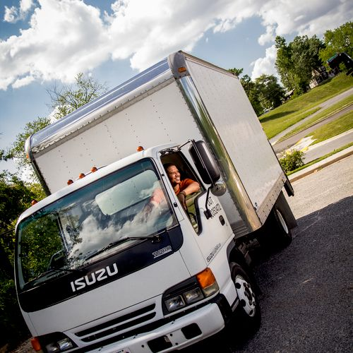 Our 14 Foot Box truck