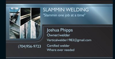 Avatar for Slammin welding Indian Trail, NC Thumbtack