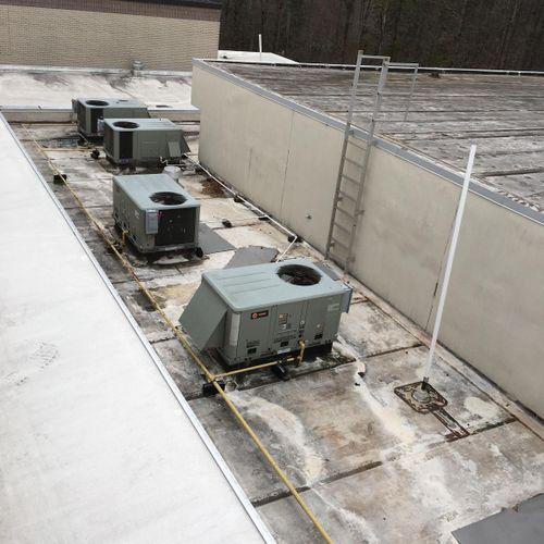 Commercial Roof Top Repair/Maintenance
