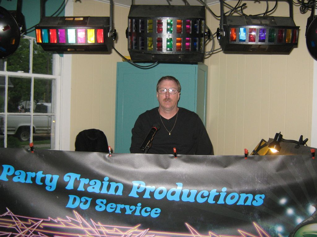 Party Train Productions DJ Service