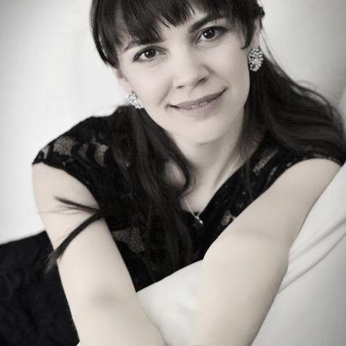 Teacher Tamara Usatova