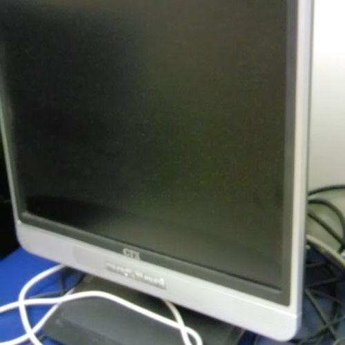 Dust computer screen
