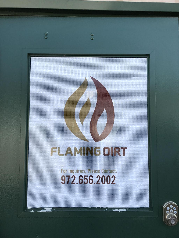 Flaming Dirt