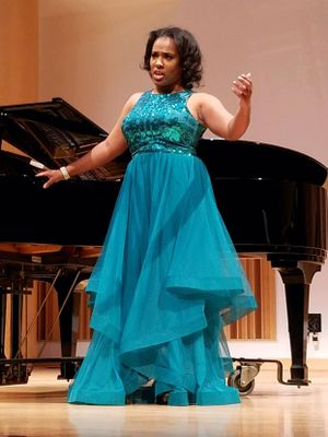 Avatar for Calebria Webb, mezzo-soprano