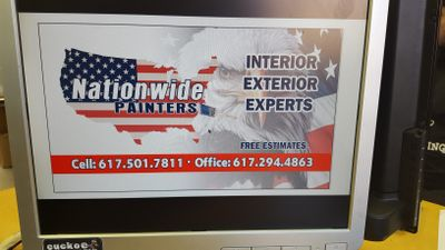 Avatar for Nationwide painter's