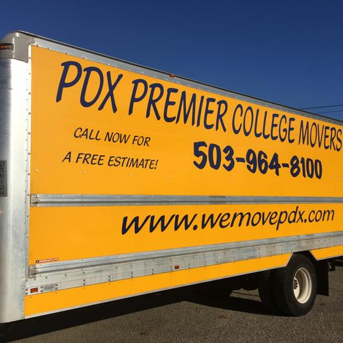 Call us to get you moving!