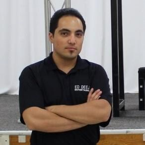 Ed Deejay Ent. (bilingual MC) & Photobooth