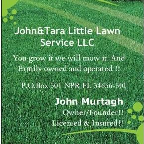 John & Tara Little Lawn Care LLC