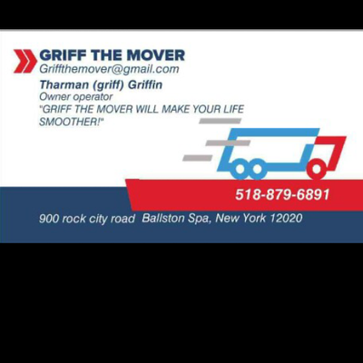 Avatar for Griff The Mover Ballston Spa, NY Thumbtack