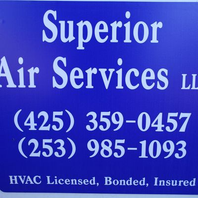 Avatar for Superior Air Services Tacoma, WA Thumbtack