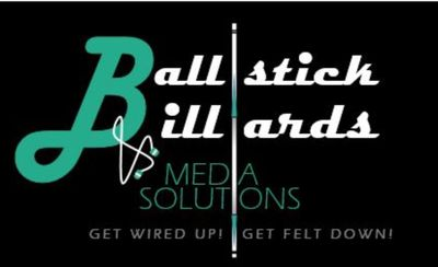 Avatar for Ballistick Billiards & Media Solutions