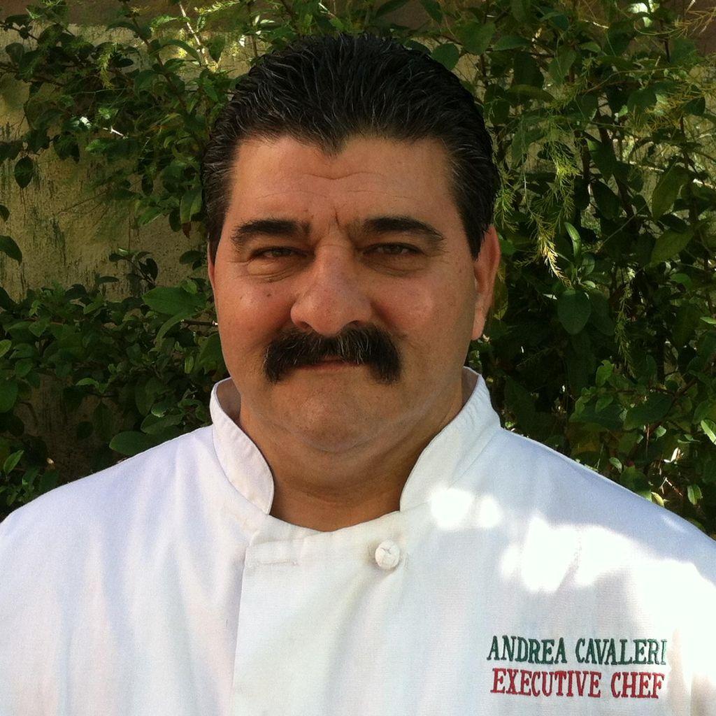 Chef Andrea Cavaleri
