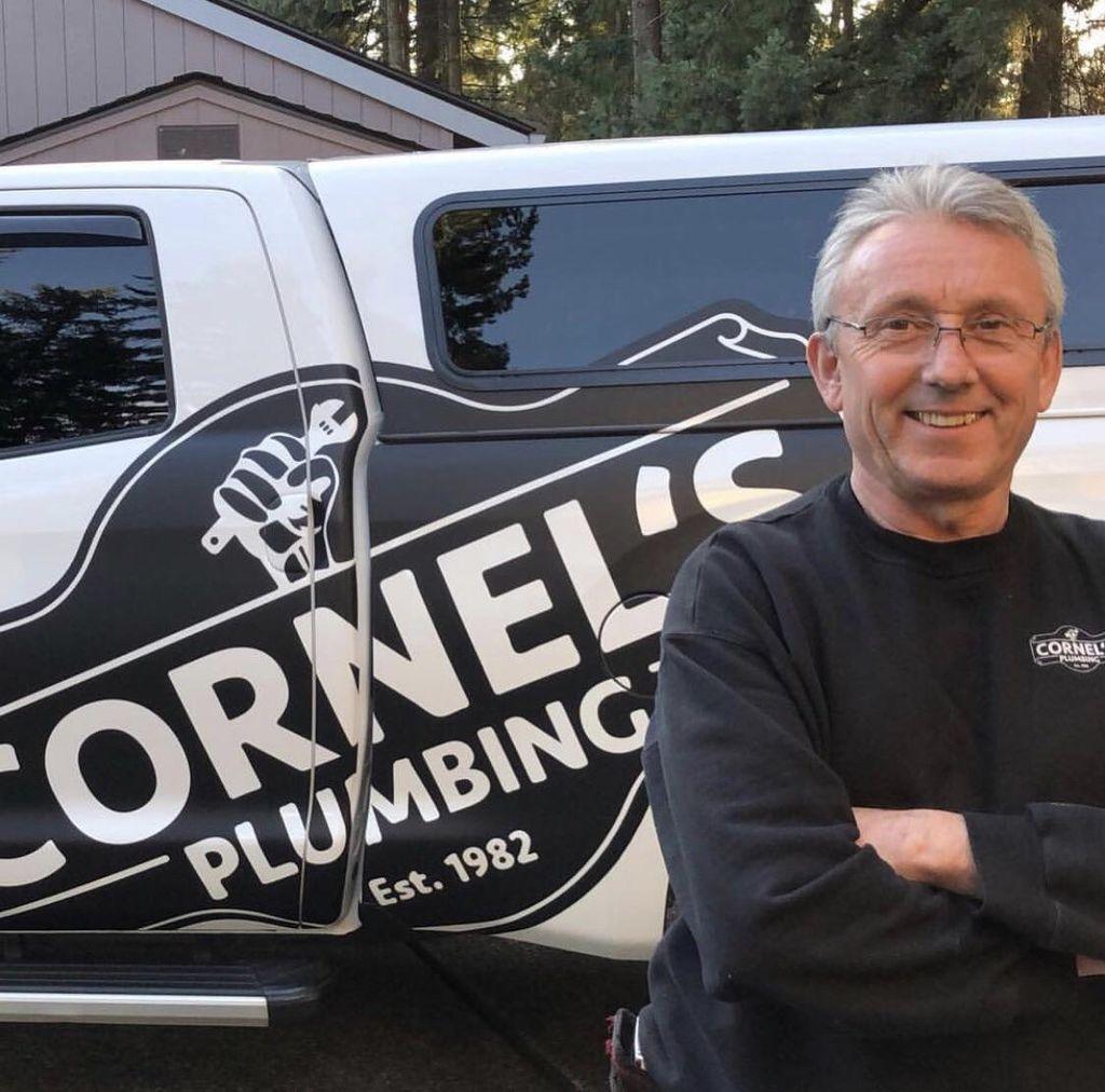 cornel's plumbing inc.