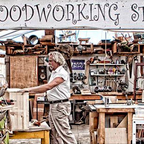 Gressitt Woodworking Studio