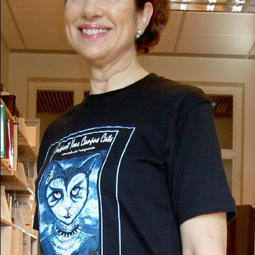 Taken when I was working as a weekend librarian at the College of Charleston, Addlestone Library.