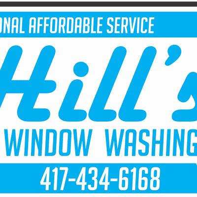 Avatar for Hills Window Washing Joplin, MO Thumbtack