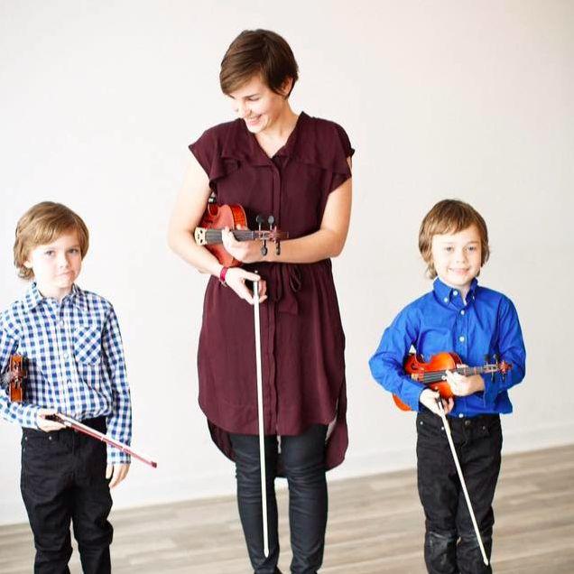 Corie's Violin and Viola Studio