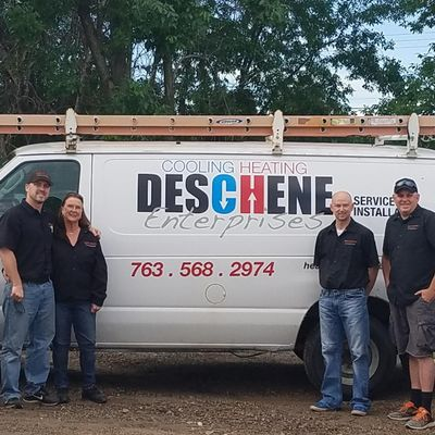 Avatar for Deschene Enterpries DBA Heating and Cooling techs Monticello, MN Thumbtack