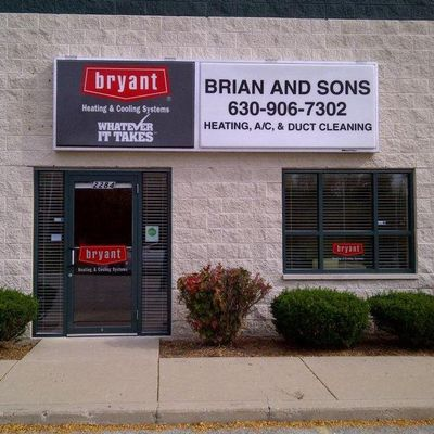 Avatar for Brian and Sons, Inc.