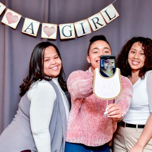 Baby Shower - Photo Booth