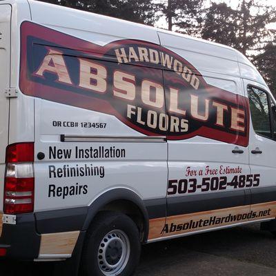 Avatar for Absolute Hardwood Floors Gresham, OR Thumbtack