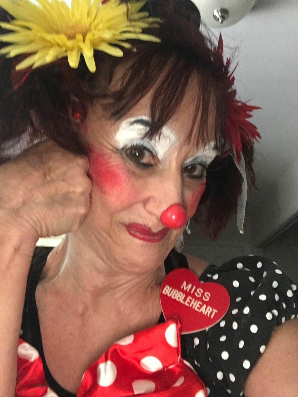 Joygems Clown Entertainment...Miss Bubbleheart