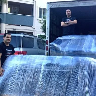 SF Local Moving & Storage