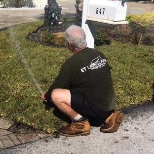 ET Landscaping Inc