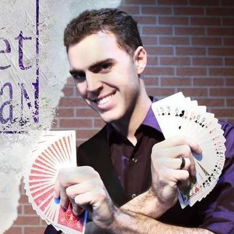 Justin Gessel- The Houston Magic Man