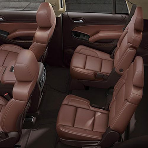 Executive Interior Package - Black  Leather