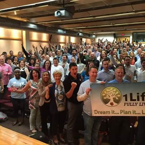 1Life Fully Lived East Coast Conference 2016